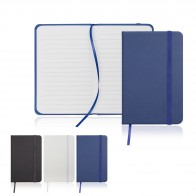 A6 Soft-touch Leather Look Journal