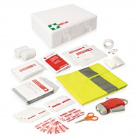 49pc Emergency First Aid Pack