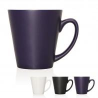 Cone Shape Ceramic Mug - 370ml