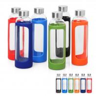 600mL Glass Drink Bottle