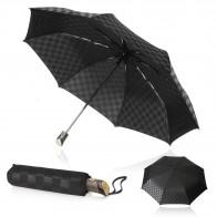 Shelta Folding/Compact 58cm Checkerboard Umbrella