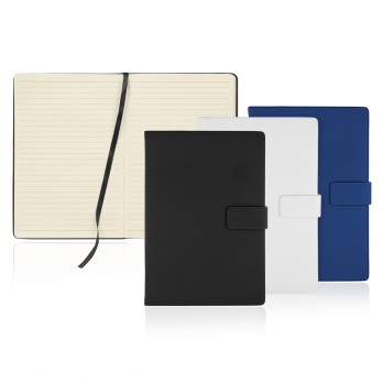 A5 96 Leaf Journal w/Magnetic Closure