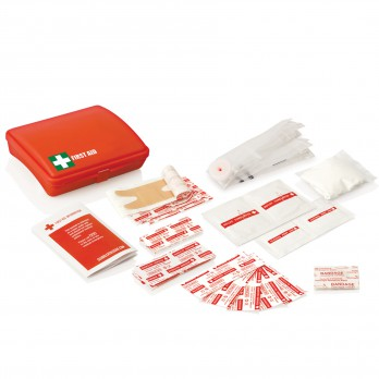 30pc Pocket First Aid Kit