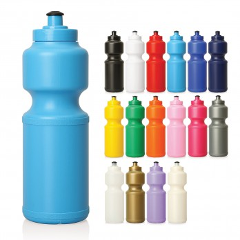 Sports Bottle w/Screw Top Lid - 750ml
