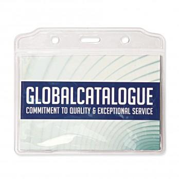 PVC Card Holder - 65 (H) x 92 (W)mm