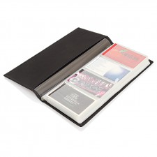 Genuine Leather Business Card Folder
