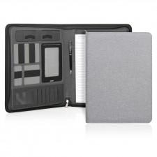 Siena Executive Tech A4 Compendium w/Zipper