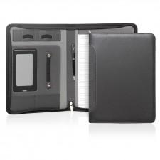Verona Executive Tech A4 Compendium w/Zipper