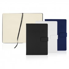 A5 128 Leaf Journal w/Magnetic Closure