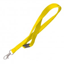 Ribbed Polyester Lanyard - 15mm