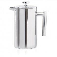 1L Double Walled Stainless Coffee Press