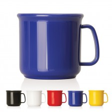 All Plastic Coffee Mug - 300ml
