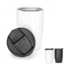 Cup 2 Go - 356ml - Double Wall Stainless Cup