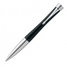 Parker Urban Ballpoint Pen - Lacquer Black CT