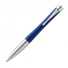 Parker Urban Ballpoint Pen - Lacquer Blue CT