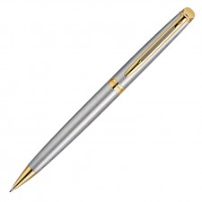 Waterman Hemisphere Mechanical Pencil - Brushed Stainless GT