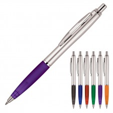 Yonna Silver Ballpoint Pen
