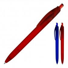 Nora Matte Rubber Frost Ballpoint Pen