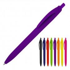 Mila Matte Rubber Ballpoint Pen