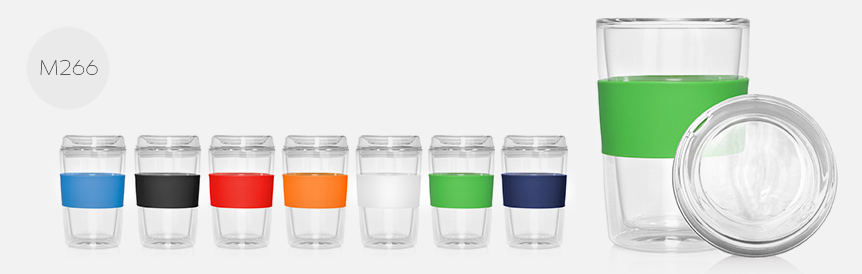 Glass Cup 2 Go