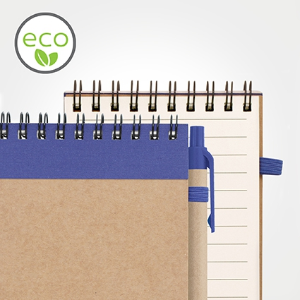 ECO NOTEBOOKS & PENS