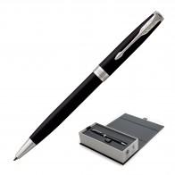 Metal Pen Ballpoint Parker Sonnet - Matte Black CT