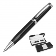 Hexagonal Ballpoint Pen (Mirror Engrave)