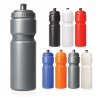 Wide Neck Sports Bottle w/Screw Top Lid - 700ml