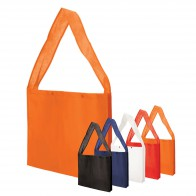 Bag Non Woven Sling with Press Studs and Gusset