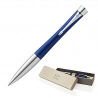 Metal Pen Ballpoint Parker Urban - Lacquer Blue CT