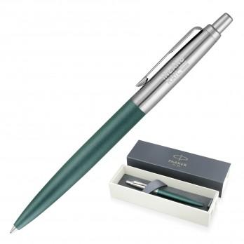 Metal Pen Ballpoint Parker Jotter XL - Matte Green CT