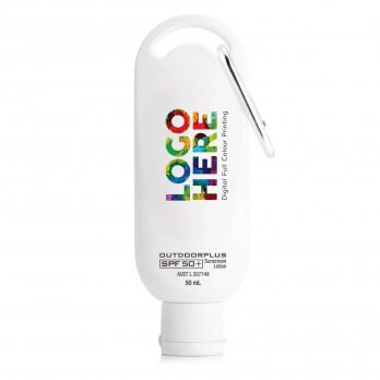 Sunscreen SPF 50+ Australian Carabiner 50ml