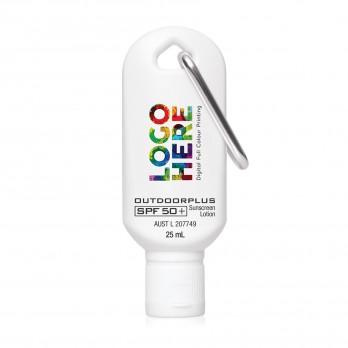 Sunscreen SPF 50+ Australian Carabiner 25ml