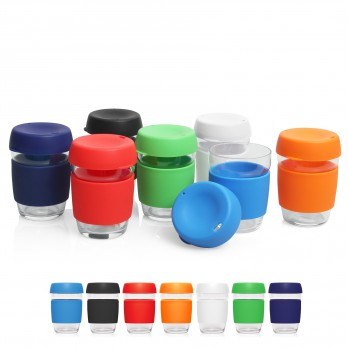 Glass Cup 2 Go - 375mL