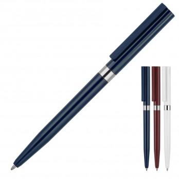 Plastic Pen Ballpoint Slim Twist