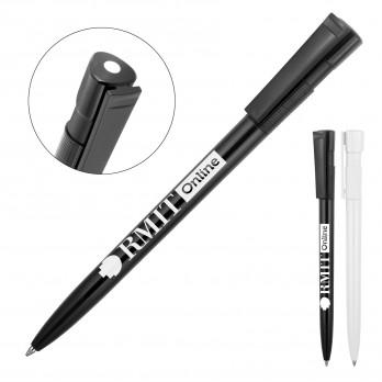 Plastic Pen Ballpoint High Gloss Fantastico