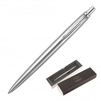 Parker Jotter Ballpoint Pen - Brushed Stainless CT