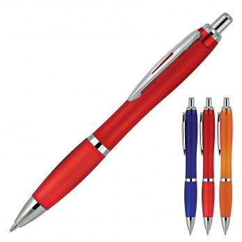 Plastic Pen Ballpoint Frost Cara