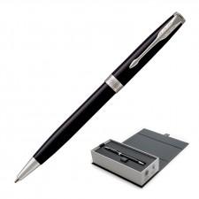 Parker Sonnet Ballpoint Pen - Lacquer Black CT