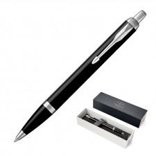 Parker IM Ballpoint Pen - Lacquer Black CT
