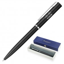 Metal Pen Ballpoint Waterman Allure - Black CT