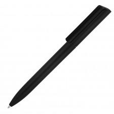 Plastic Pen Ballpoint Matte Black Minimalist