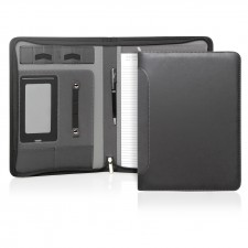 Verona Executive Tech A4 Compendium w/Zipper
