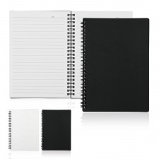A5 80 Leaf Spiral Bound Notebook
