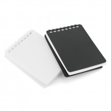 A7 120 Leaf Spiral Bound Notepad