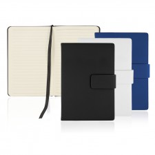 A6 127 Leaf Journal w/Magnetic Closure