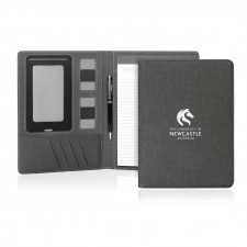 Compendium A5 Ebony Executive Tech