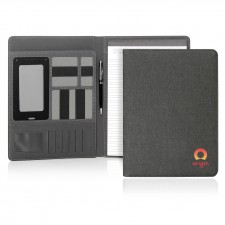 Compendium A4 Ebony Executive Tech