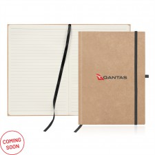Eco Notebook Recycled Paper Journal