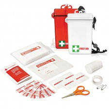 First Aid Kit Waterproof 21pc